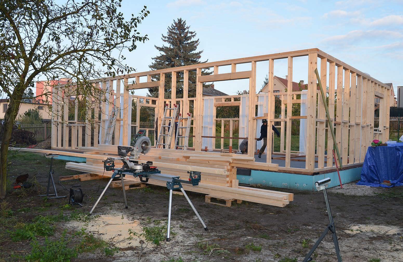 Levné dřevostavby stavebnice